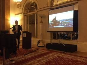 A talk to the U35 members of the Lansdowne Club